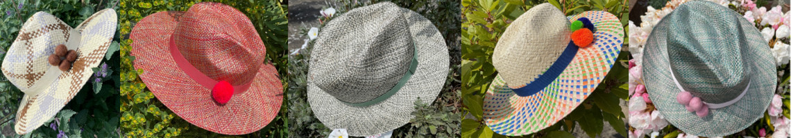 View my summer sun hats here
